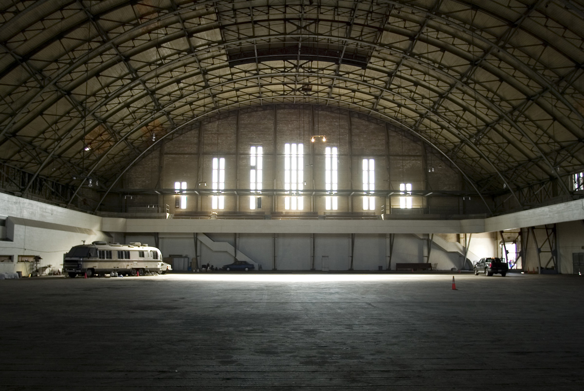 New Venue For 2013 The Armory Community Center Bay Area