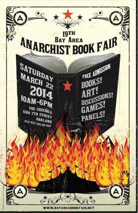 Anarchist Book Fair 2014 V3